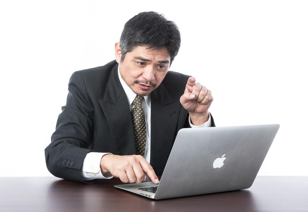 PCが苦手な経営者ためのWEBリテラシー向上委員会設立?