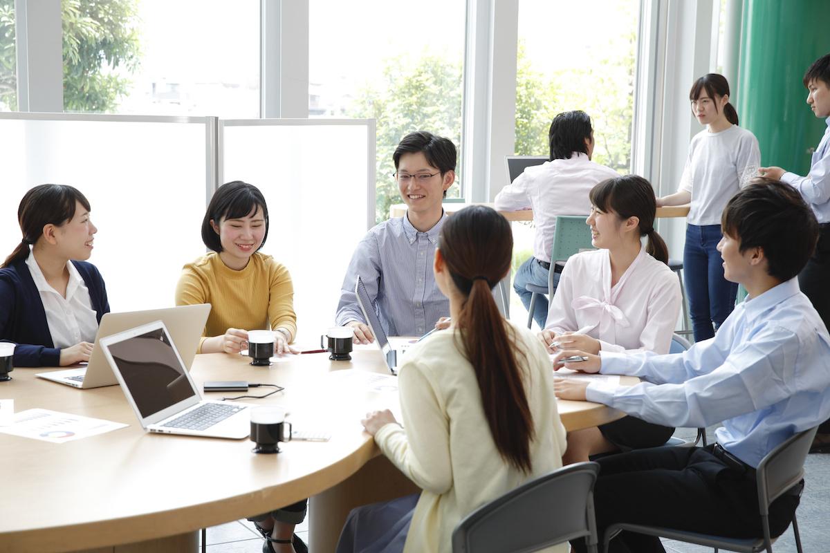ホームページで企業文化を構築する